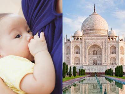 Taj Mahal to have a breastfeeding room!