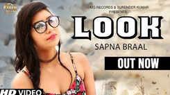 Latest Haryanvi Song 'Look' Sung By DK Saini