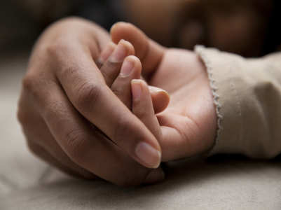 Should I stay in my loveless marriage for my child?