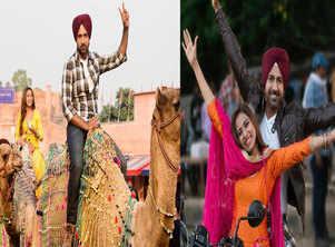 Exclusive! 'Chandigarh Amritsar Chandigarh' BTS diary