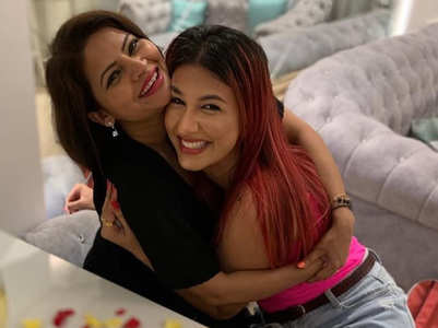 Jasleen plans a bday party for Megha