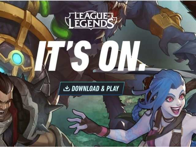 Tencent is reportedly working on a mobile version of League of Legends
