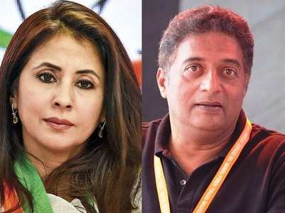 Urmila files complaint; Prakash accepts defeat