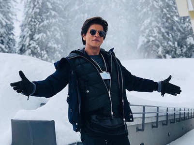 SRK begins shoot for 'TED Talks' season 2