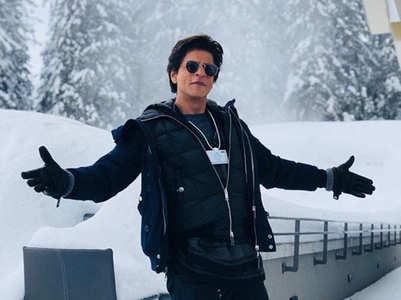 SRK begins shoot for 'TED Talks' season 2