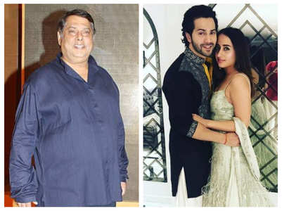 David rubbishes Varun's wedding rumours