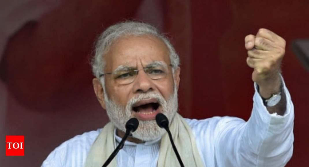 A $1.4 trillion spending push tops Modi 2.0 agenda