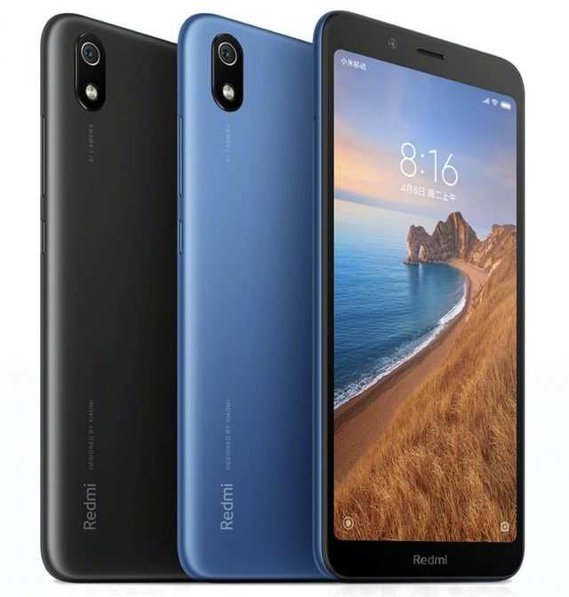 Xiaomi Redmi 7A with 4000mAh battery launched