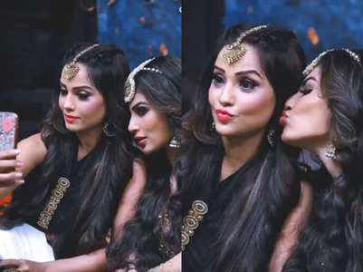 Naagin 3: Adaa mimics Mouni in a funny video