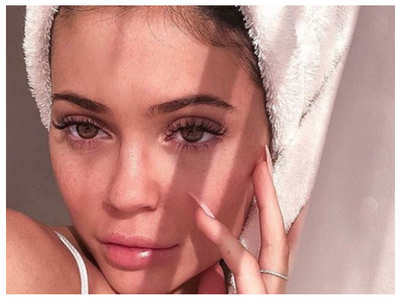 Kylie Jenner's new face scrub made of walnut skin is getting a lot of hate!