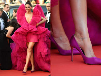 Deepika Padukone can't wear heels without this HACK!