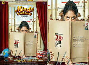 The first look of 'Mindo Taseeldarni' is out