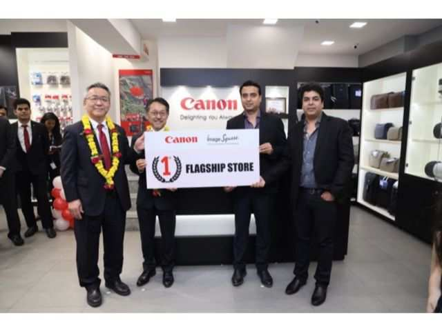 Canon India launches its first-ever experiential 'Canon Image Square Flagship Store'