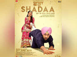 The quirkiness continues in the new poster of 'Shadaa'