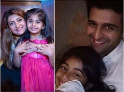 We're parents first: Juhi and ex-husband