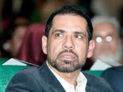 HC issues notice to Vadra on ED plea to cancel bail