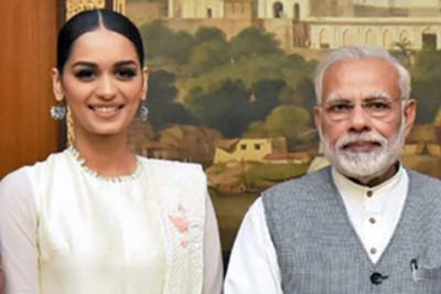 Beauty queens congratulate PM Narendra Modi over historic win in elections