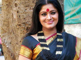 Sudha Chandran: I also got to dance in my play
