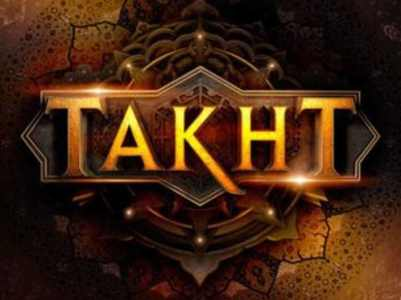 Release date of 'Takht' to be pushed further?