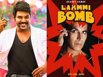 Raghava Lawrence might join back 'Laxmmi Bomb'