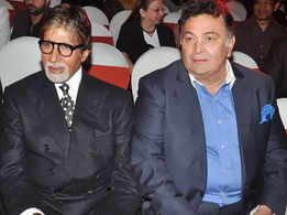 Big B&Rishi's 'Pehle Aap Janab'is on the cards