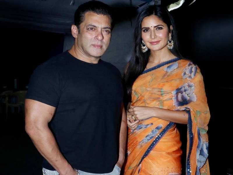 Salman Khan: Katrina Kaif thinks I'm joking when I said that she should win a National Award for 'Bharat'