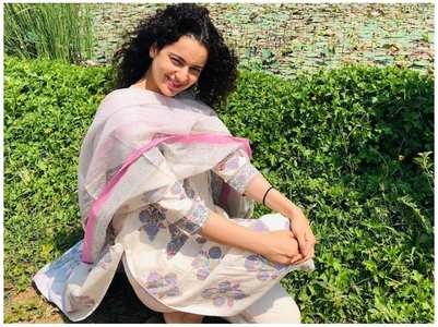 Kangana looks pretty in her latest click