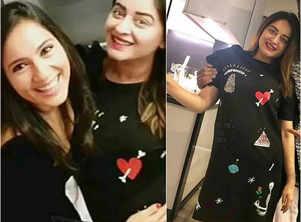 Mom-to-be Mahhi Vij flaunts baby bump