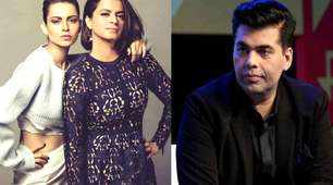 Kangana Ranaut's sister Rangoli Chandel on Karan Johar: He even tells his actors who to sleep with