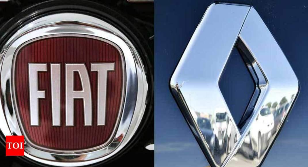 Renault, Fiat Chrysler in tie-up talks