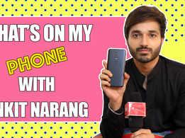 What's on my phone Ft. Ankit Narang |Divya Drishti| |Exclusive|