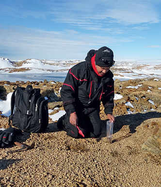 Scientists find algae from warm regions growing in Antarctica