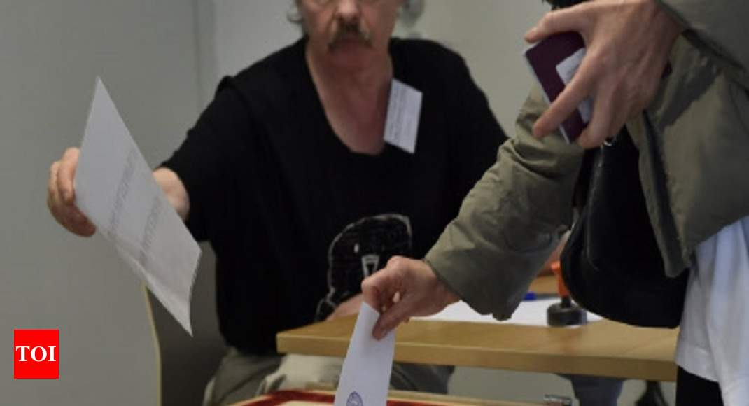 Europe's voters elect new parliament amid rising nationalism