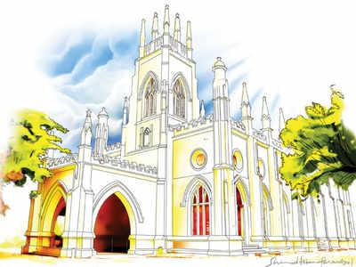 Priests slam church head in Kerala over forgery case   Kochi