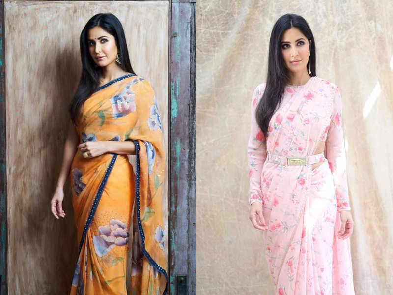 5 saris that prove Katrina Kaif is the sari queen of Bollywood