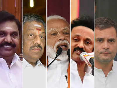 Election Results: Narendra Modi wave fails to engulf Tamil