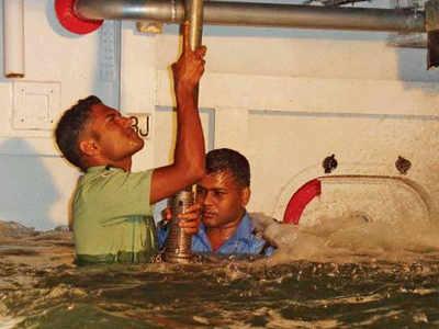 Kochi: SNC naval training in full sail | Kochi News - Times
