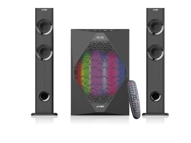 F&D launches 'T300X' 2.1-channel speakers, priced at Rs 9,990