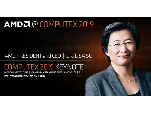 AMD announces new products for next-gen computers