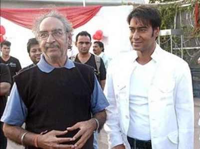Ajay Devgn's father Veeru Devgan passes away