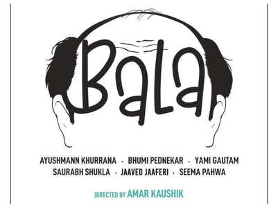 Ayushmann starrer 'Bala' to release on Nov 22