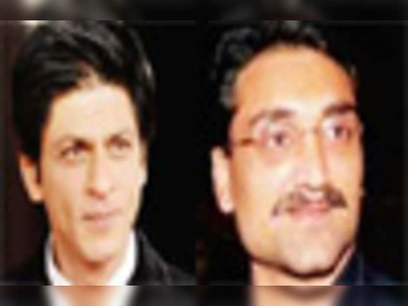 SRK to play villain in Dhoom 3!
