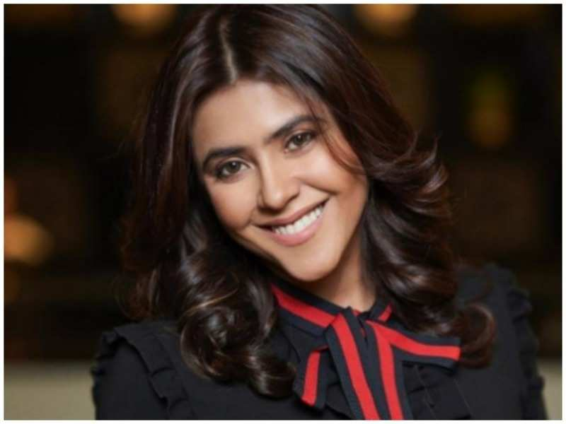 Ekta Kapoor sets up a creche for son Ravie in office, regrets not doing it  earlier - Times of India