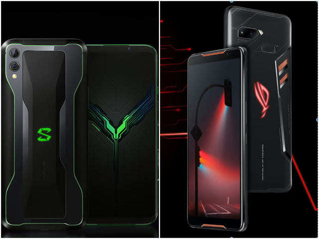 Black Shark 2 vs Asus ROG Phone: How the two compare
