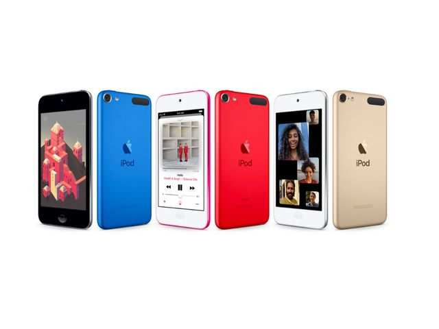 Apple launches new iPod touch with up to 256GB storage, price starts at Rs 18,900