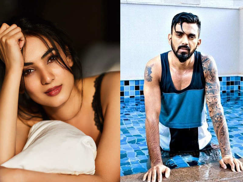 Sonal Chauhan comments on rumours of dating KL Rahul
