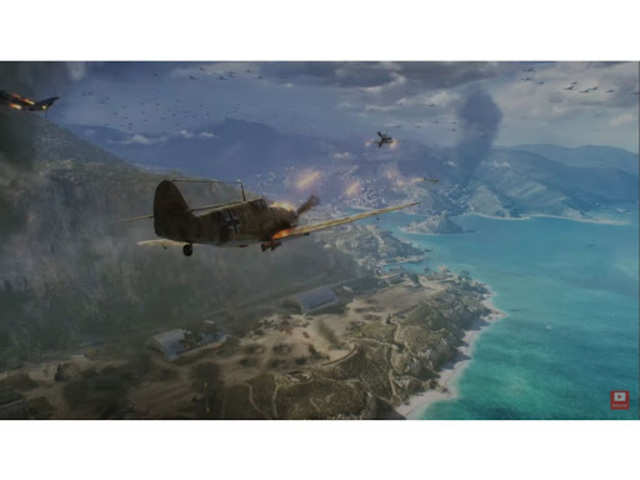 Battlefield V to get new 'Mercury' map soon