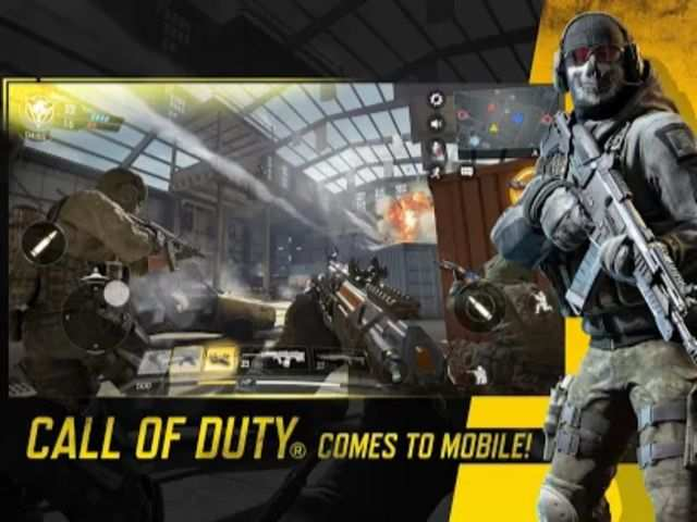 How to increase rank in Call of Duty Mobile