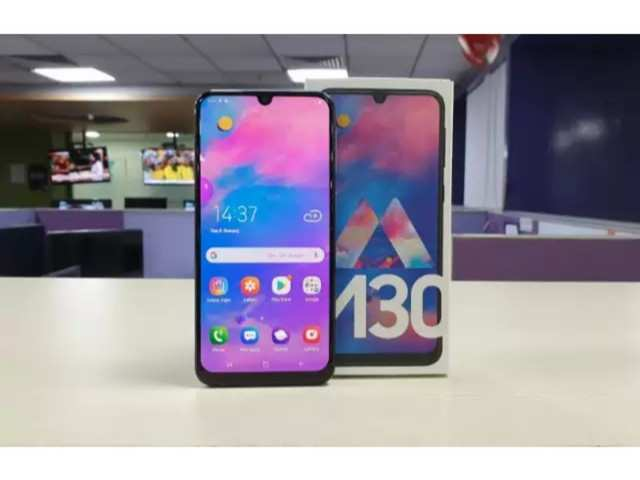Samsung Galaxy M30 starts receiving Android 9 0 Pie update - Mobiles