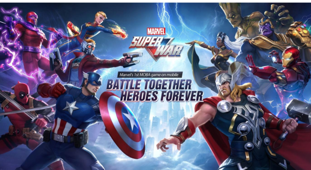 This new free Marvel game will let Avengers fight with X-Men